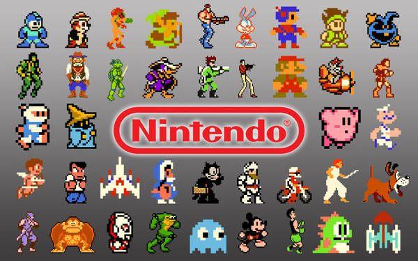 Download Nintendo Wallpaper Classic Video Games Retro Video Games Video Game Images