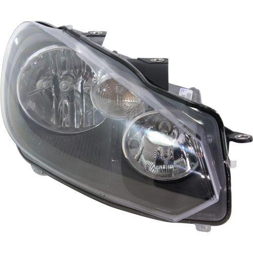 2010-2014 Volkswagen GTI Head Light RH, Assembly, Halogen, Hella Brand
