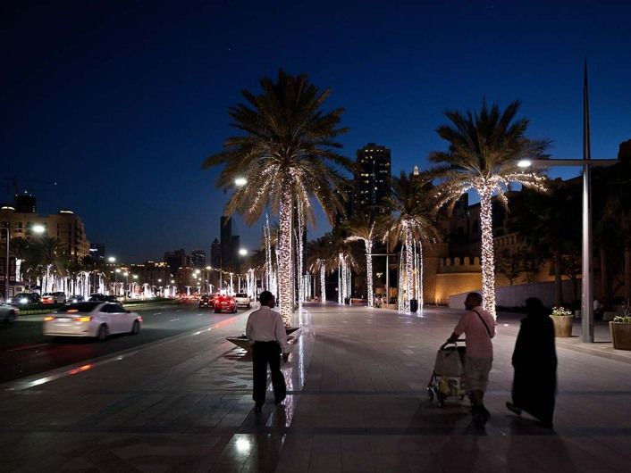 Sheik Mohammed Bin Rashid Boulevard © David Burghardt, Cool Cities