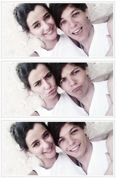 Eleanor Calder and Louis Tomlinson! Xxx<3