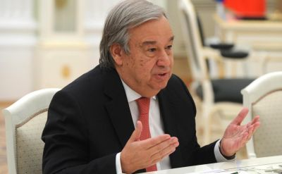 UN Secretary General to help reshape the global financial system in order to deliver the SDGs - Climate Action Programme