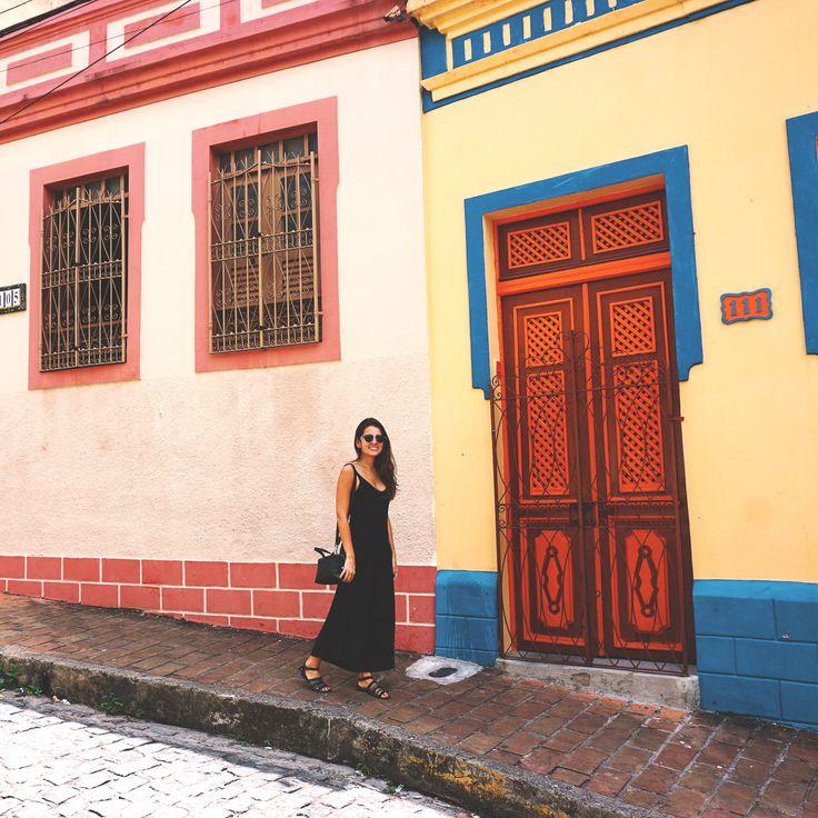 casinhas coloridas de Olinda