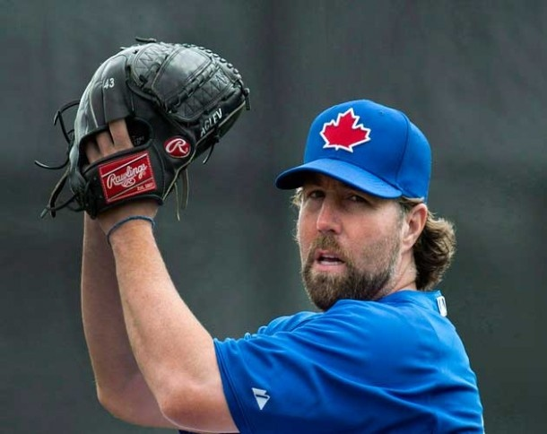 Will you be watching? There's an air of optimism in Toronto as the Blue Jays prepare to open the 2013 baseball season Tuesday at home against the Cleveland Indians.