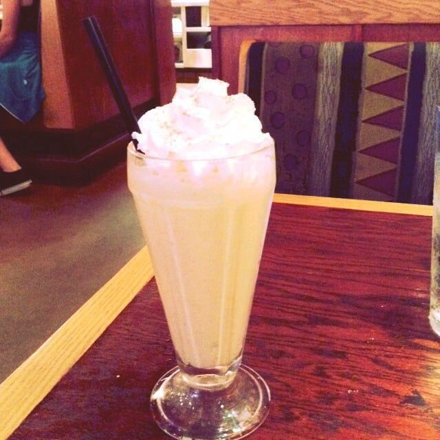Photo of Red Robin Gourmet Burgers - San Diego, CA, United States. Pumpkin pie shake!