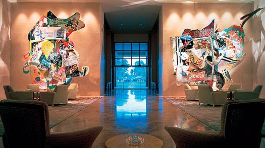 I might not probably get to stay here during the trip (I certainly wouldn't mind if I do) but I'd still like to include Ritz Carlton on my #SGTravelBuddy itinerary for its art display. I would ask Mr. C. Sugiono his thought about the art pieces. He'd probably give a thorough and elaborate review and leave me in awe.