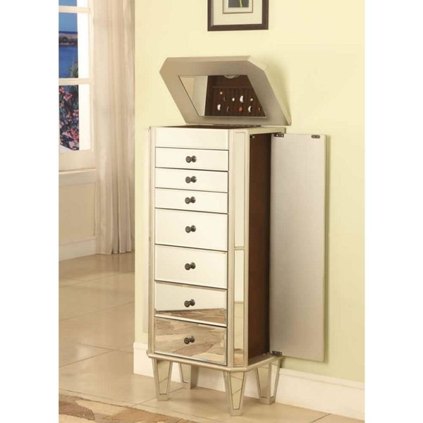 10 best jewelry cases images on Pinterest Jewelry armoire Jewelry