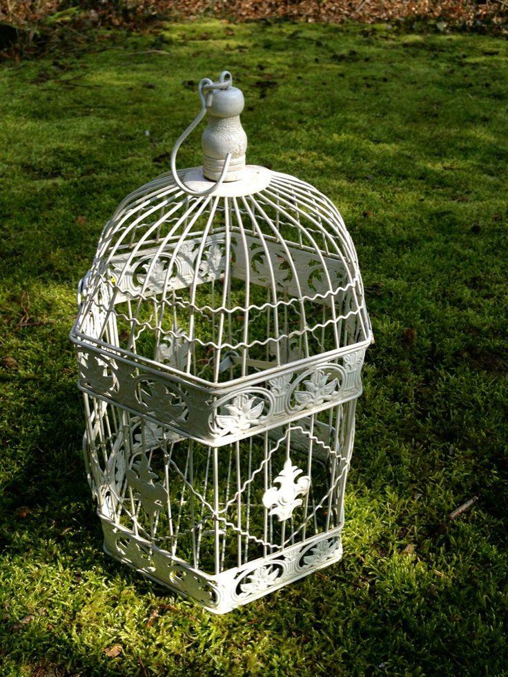 Kooi, vogel huis, sieraden kooi, vogelkooi, decoratie kooi, metalen bloem hangende mand, opknoping bloempotten voor balkon, terras,