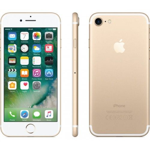 APPLE iPhone 7 - Gold, 32 GB Brand: Apple Product Code: 177176 Availability: In Stock £579.00