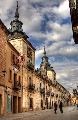 Burgo de Osma Soria  Spain
