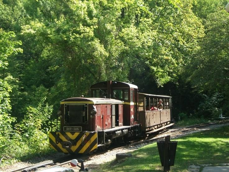 State Forest Railways of Lillafured (train ride) - Miskolc, Hungary