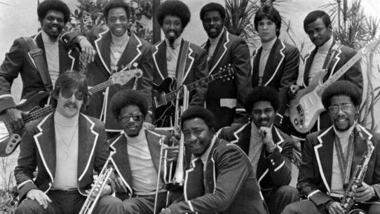 The Funk Brothers climbed plenty of mountains for Motown!