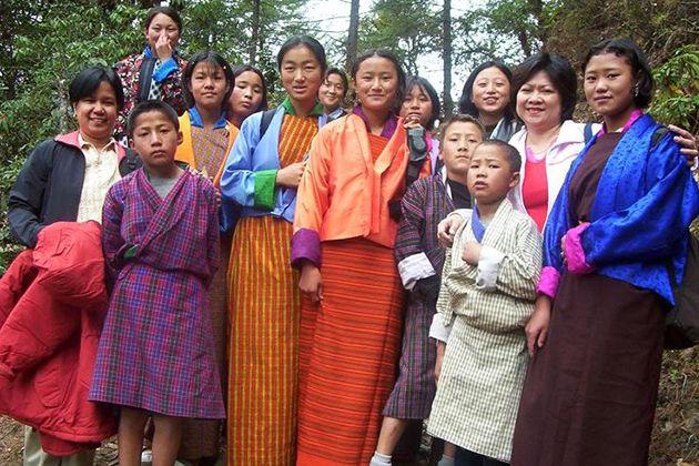 Pin On Bhutanese People