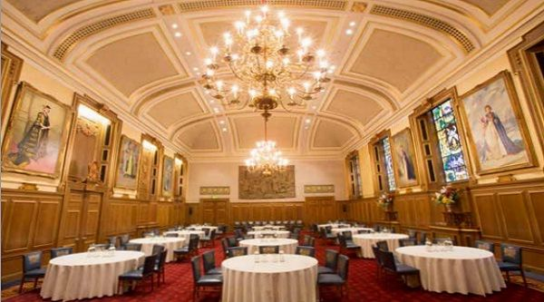 Hire Clothworkers' Hall - Banquet & Events Hall In London For Hire - Livery Hall For Weddings & Events In London.