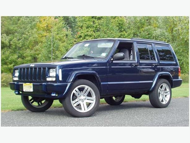 2001 Jeep Cherokee Sport the things you can do to these
