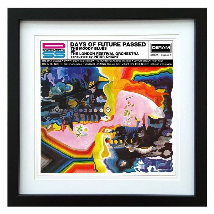 Moody Blues | Days Of Future Passed Album | ArtRockStore