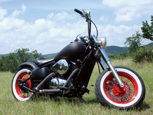 Motorcycle Cruiser