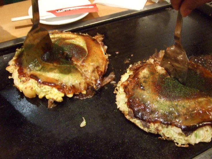 Okonomiyaki sapporo version