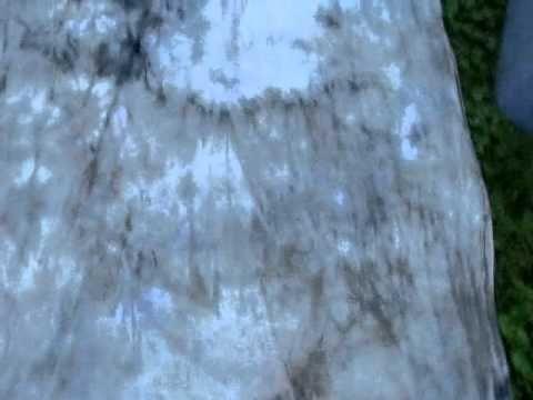 Oak Leaf Cloth Part 2  Kimberly Baxter Packwood