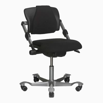 Kontorstol med godt design og utallige indstillingsmuligheder. #kontormøbler