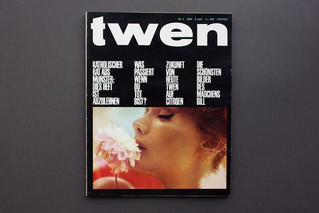Twen. 1963.