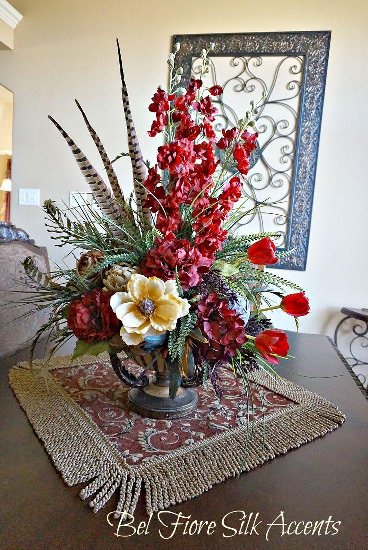 80 best silk flower arrangements images on pinterest silk silk flower arrangements silk flowers floral designs dhlflorist Image collections