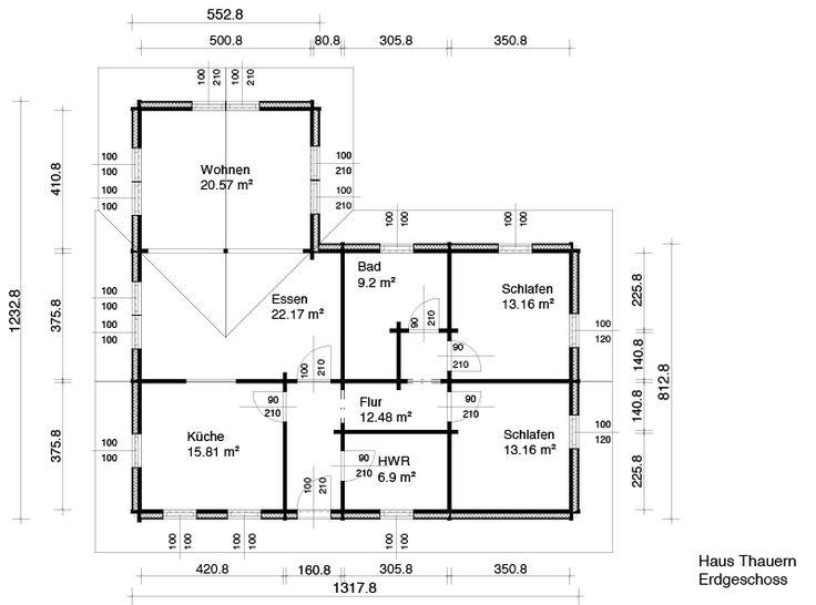 Blockhaus | Holzhaus Thauern Preise | Schlüsselfertig | mit und ohne Eigenleistung - Nordic-Haus
