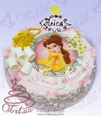 Торт на заказ детский лакомый мир
