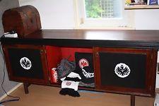 Eintracht Frankfurt / SGE / Sideboard mit SGE Adler handbemalt
