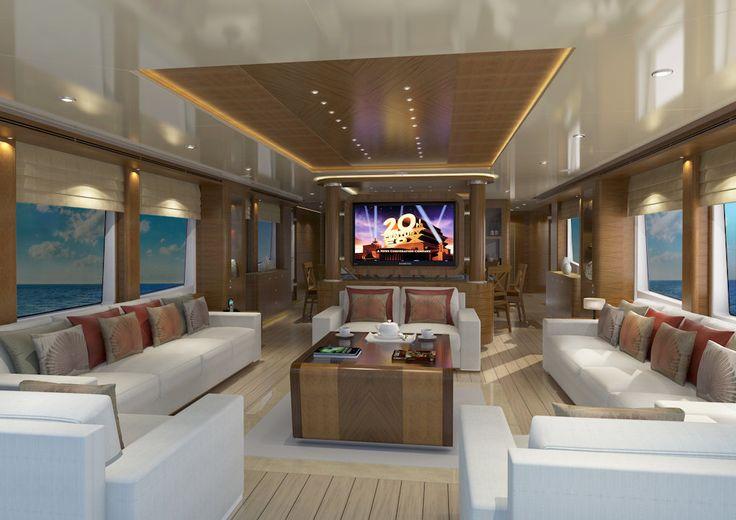 Best 25 Yacht Interior Ideas On Pinterest Yachts