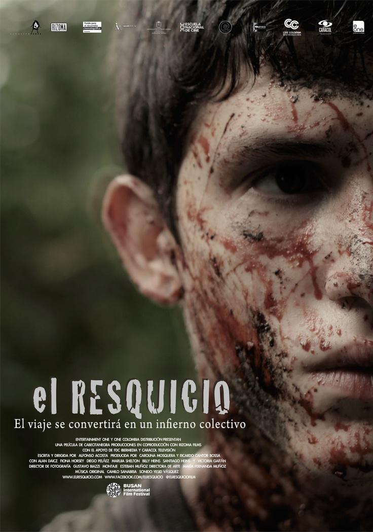 El Resquicio, dirigida por Alfonso Acosta y producida por Cabecita Negra Producciones. Estreno 19 de octubre de 2012