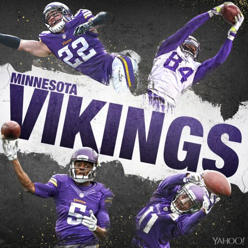 1000+ images about My Vikings on Pinterest | Minnesota Vikings ...