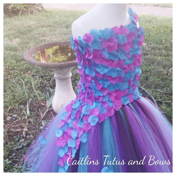 Hey, I found this really awesome Etsy listing at https://www.etsy.com/listing/247376463/peacock-flower-girl-dress-flower-girl