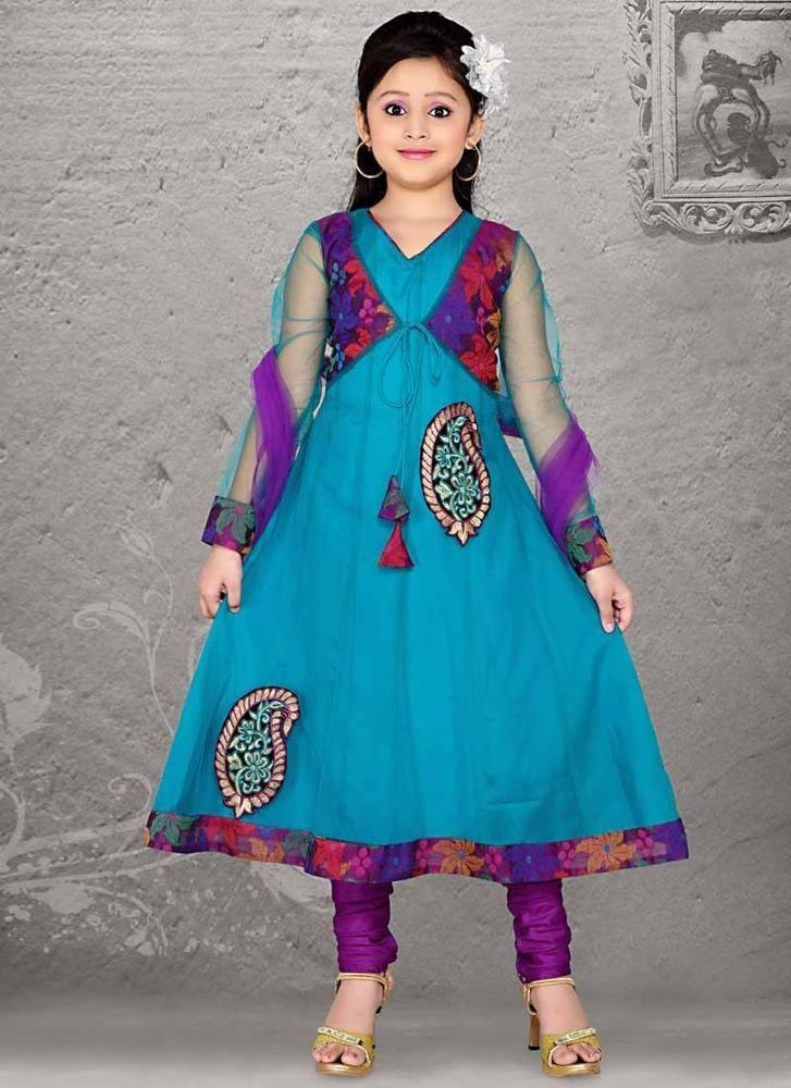 Kameez Salwar Ethnic Suit Bollywood Anarkal Indian Dress New Pakistani Designer…