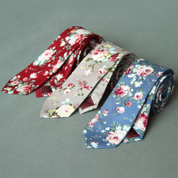 Find More Ties & Handkerchiefs Information about Fashion Casual Style Mens Cotton 6 cm Skinny Ties for Men Floral Print Groom Wedding Business Neckties for Suit Shirt Neckwear,High Quality necktie picture,China necktie origin Suppliers, Cheap necktie label from Dotes Mall on Aliexpress.com