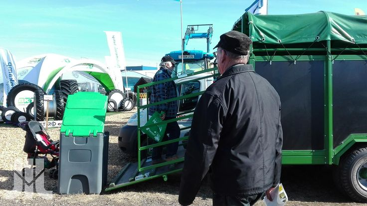 Between 20-22 April 2017 in Tartu, Estonia, was held the largest agricultural machinery exhibition in the country called MAAMESS. Estonian dealer which is representative of Pronar at his stand exhibited bale trailer T026 and cattle trailer T046. The weather was good and the machines were very popular as the stand was visited by large number …