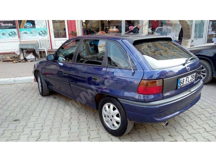 Opel Astra 1.6 GLS DEĞİŞENSİZ ORJİNAL 16 OPEEL.