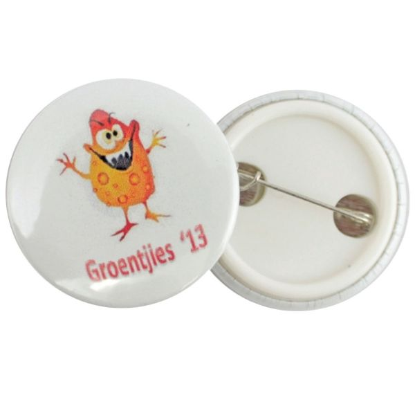 ROUND BUTTON BADGE 25MM WITH FULL COLOR Round button badge 25mm with full color Product size: 25mm Branding: Digital print Material: Metal and Plastic