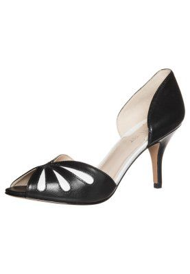 Nine West ORLEGA - Peep toes - black/white for £47.50 (22/06/15) with free delivery at Zalando