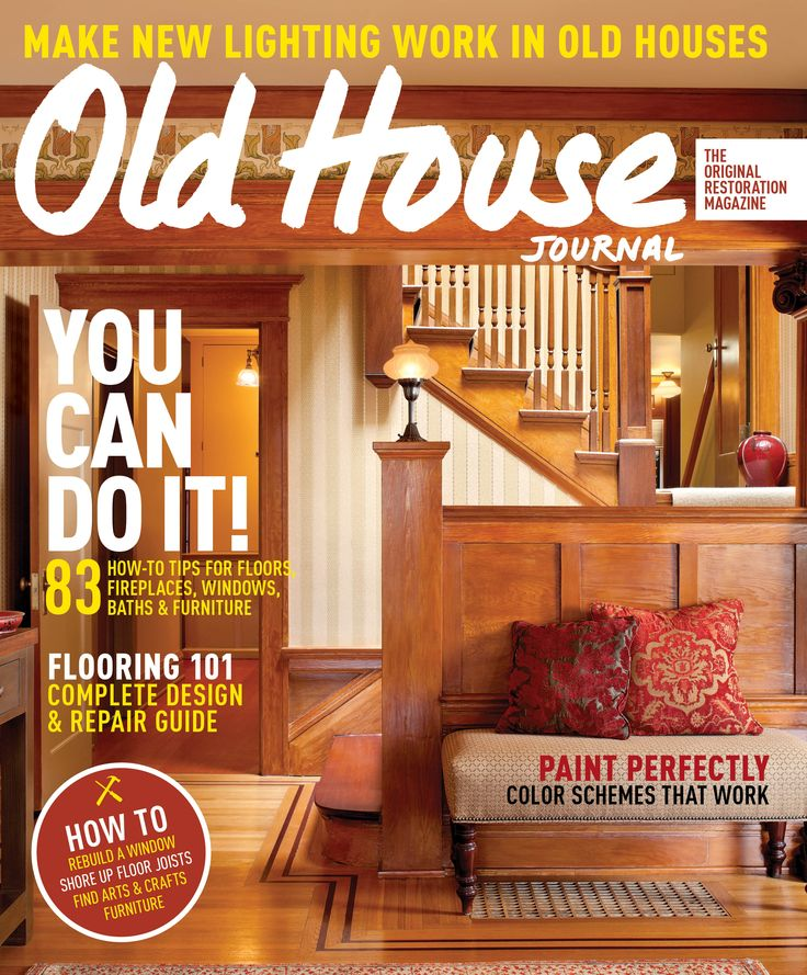 Old House Journal December 2014 Oldhouseonline.com