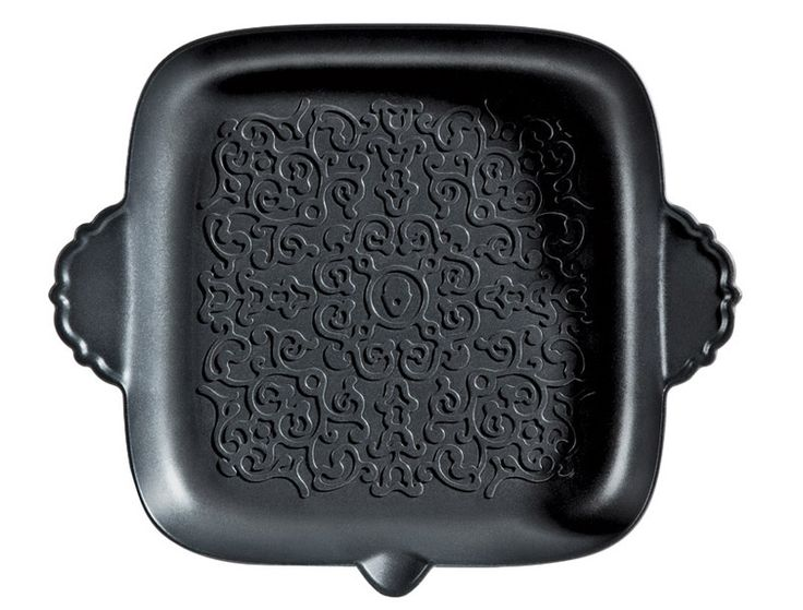 Dressed grill pan - Alessi - FormAdore.com