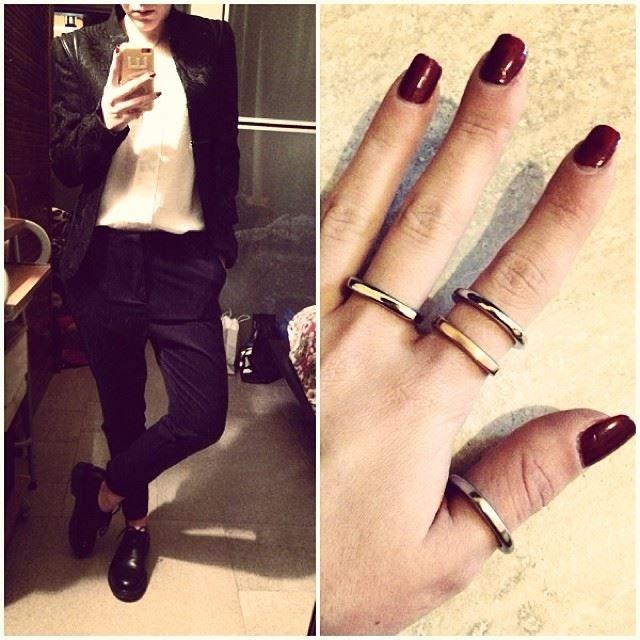 L'#outfit maschile dal giorno alla sera? A noi piace quello di di @_sofialeone_  #Breil #Tetra