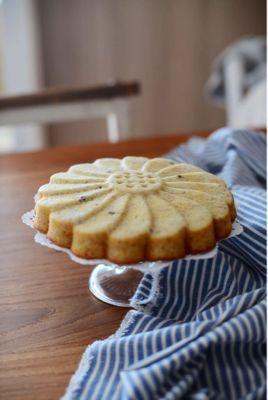 マリグリッド型で、バナナケーキ : ななな工房