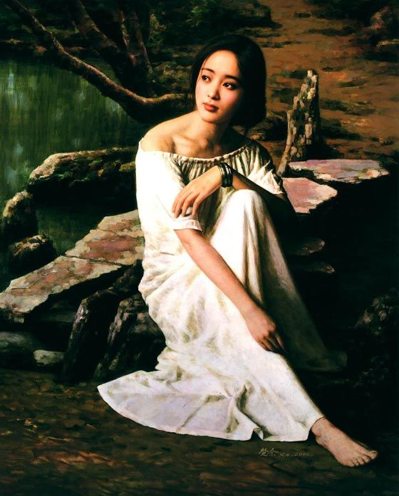 1000+ images about traditional Chinese Painting Of Beautiful Women ...
