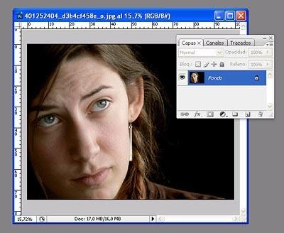 Cómo Retocar un Retrato: Un Ejemplo Práctico