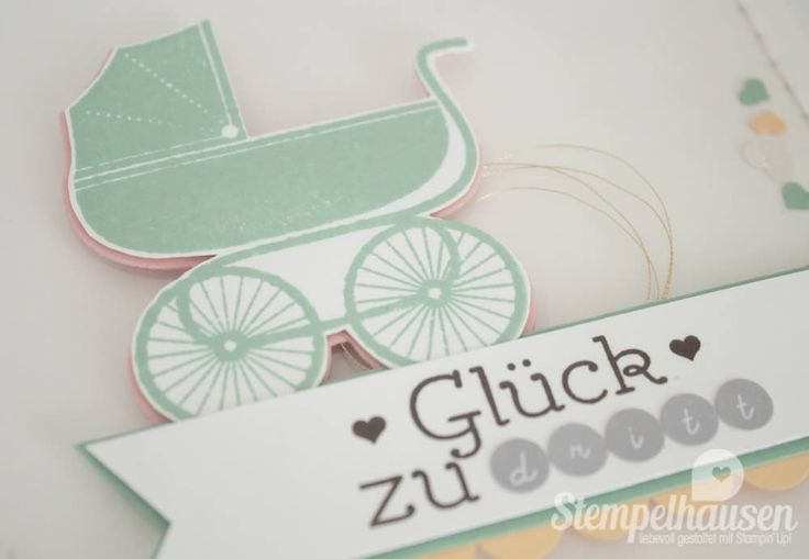 Stampin' Up! Project Life Album Baby Girl 3