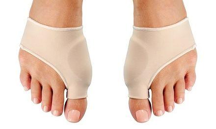 Ces protecteurs anti-oignons detox offrent un confort supplémentaire lors du port des chaussures à talons hauts