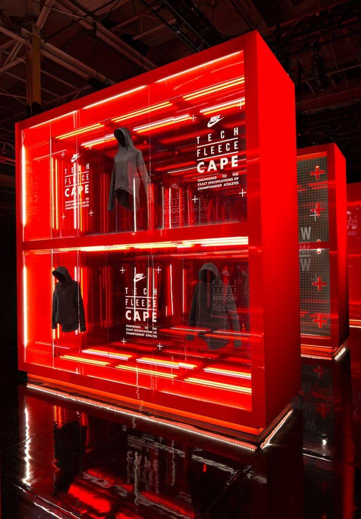Nike flagship store by Nike WeShouldDoItAll New York City