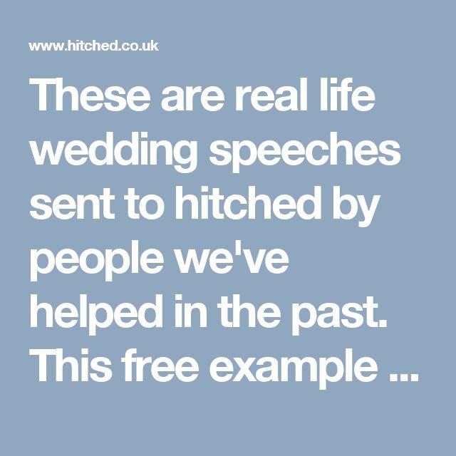 Wedding Toast Ideas