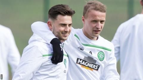 Celtic's Patrick Roberts fears summer club versus country dilemma