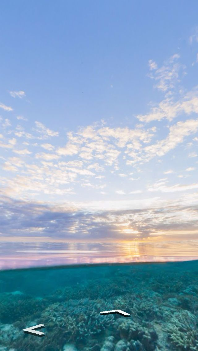 Latitude: -23.305585 (23° 18' 20.11'' S) Longitude: 151.916447 (151° 54' 59.21'' E)  #WilsonIsland #Reef #QLD #Australia #StreetView #Travel #Ocean